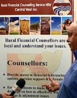 Rural Financial Counselling Service for fire victims