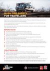 Picture of Information for travellers