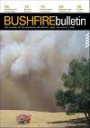 Cover of Bush Fire Bulletin 2006 Vol 28 No 1