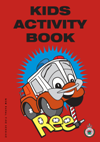 Activity Book under 5yrs Cover
