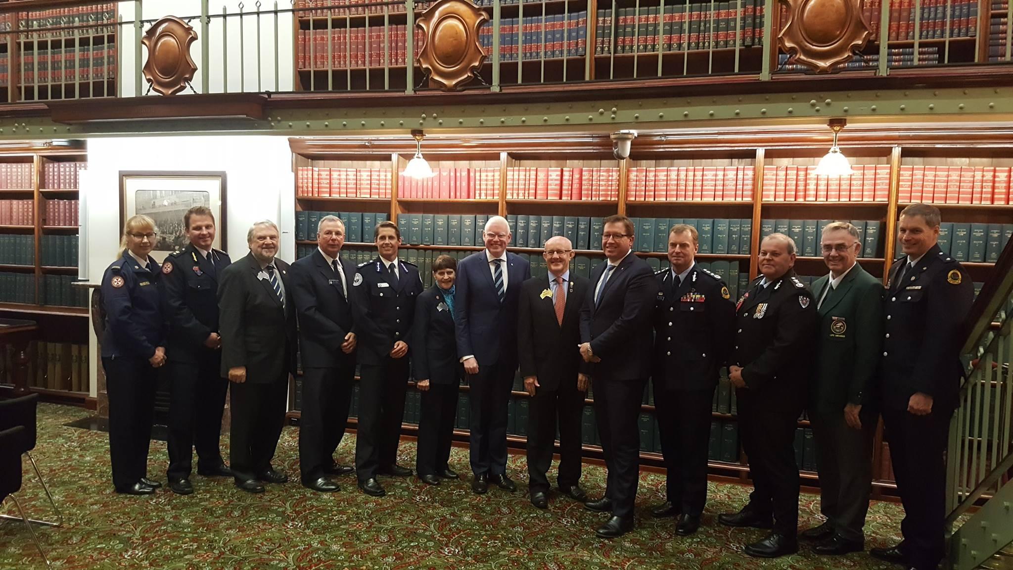 Rotary NSW Emergency Services Community Awards 5
