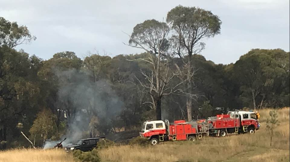 Stanford Road Fire 9