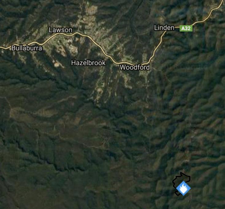 Woodford Range Fire 2