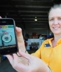 Smartphone app getting you bushfire ready