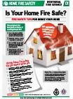 Is You Home Fire Safe Factsheet