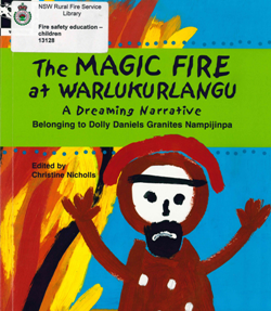 The Magic Fire Cover