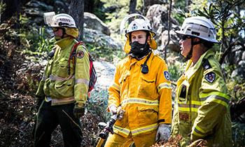 NSW RFS - NSW Rural Fire Service
