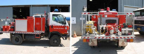 Mandurama Rural Fire Brigade