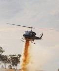 Swift action shuts down blaze west of Dubbo