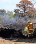 Small fires prompt bushfire season warning