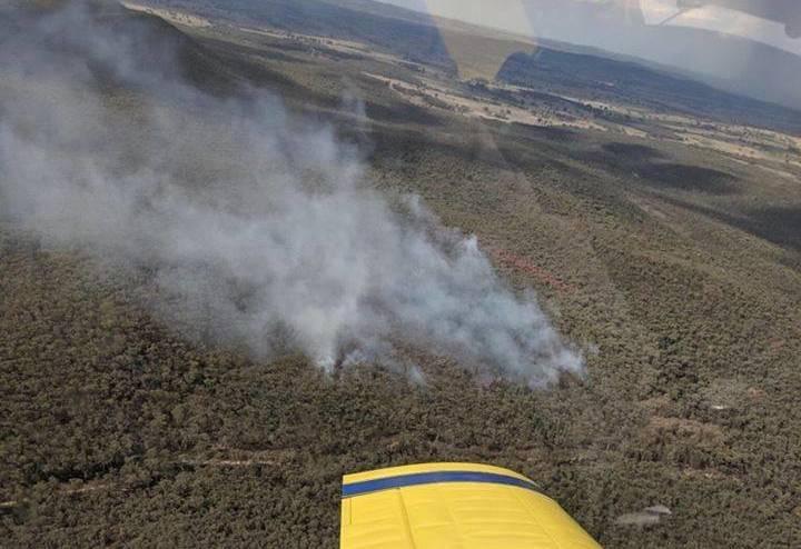 Canobolas Fires