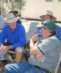 Central Darling Captain's meeting — at Wilcannia FCC