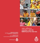 Make-a-difference-Volunteer with the NSW RFS