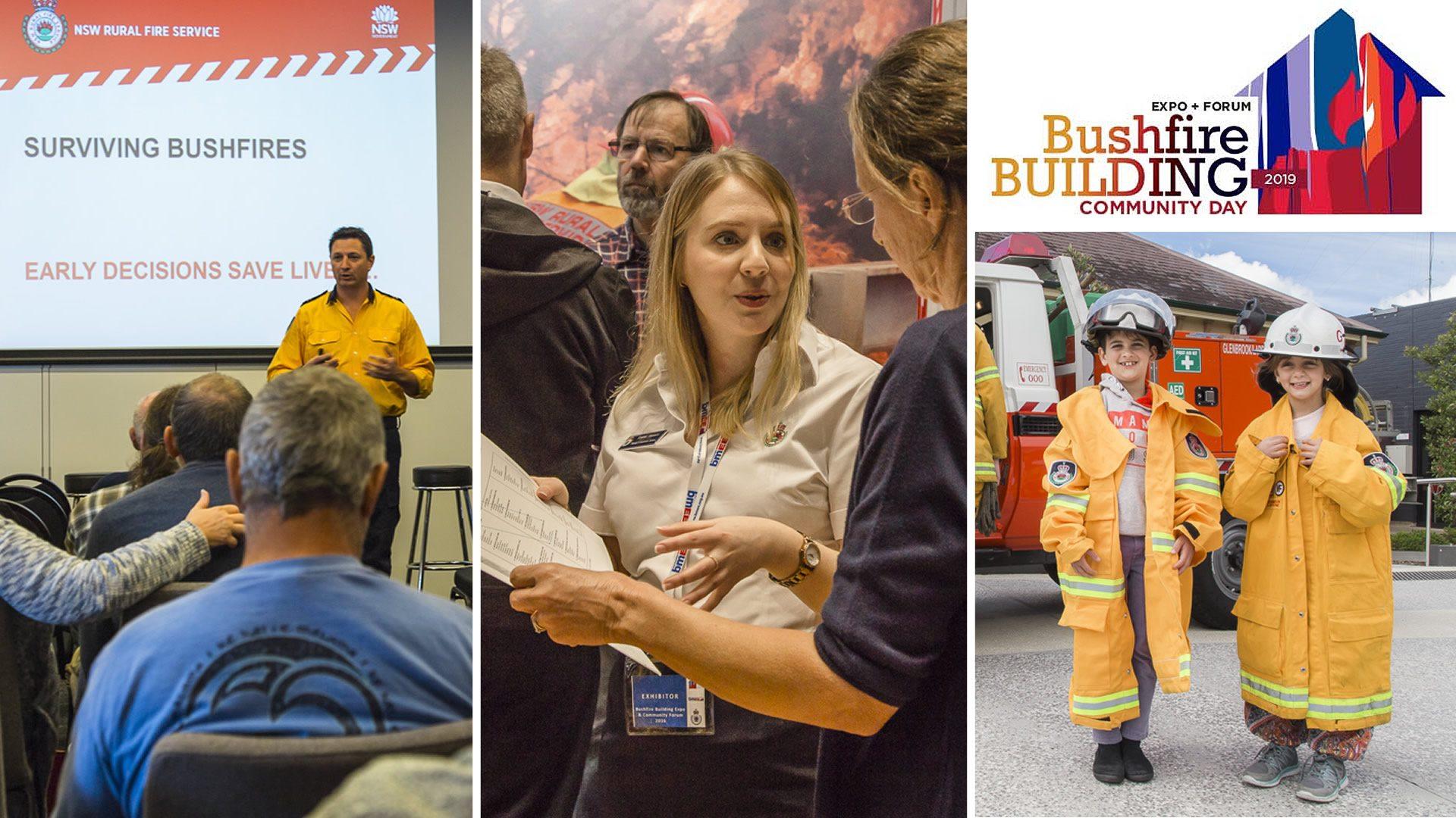 Bushfire Building Community Day, 07 September 2019