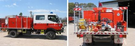 Tallwood Rural Fire Brigade