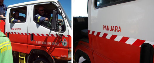 Panura - Burnt Yards Rural Fire Brigade