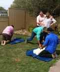 Barrier Range First Aid Course