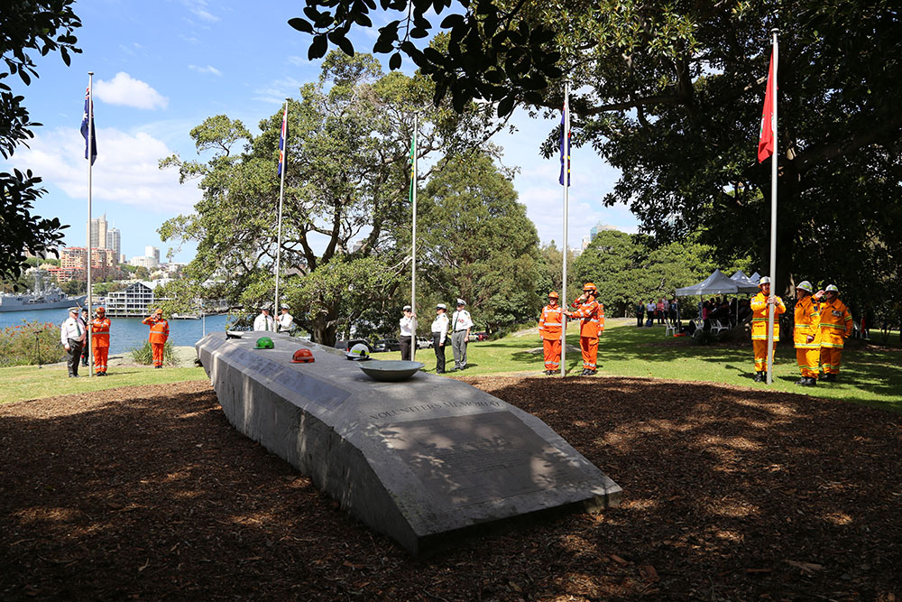 Volunteer Memorial, Sydney