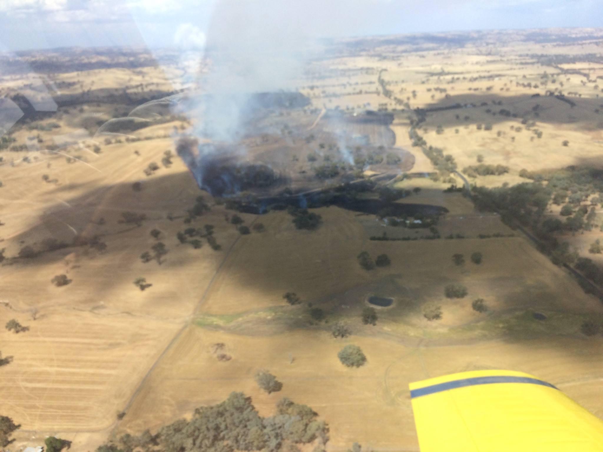 Mandurama Fire 2