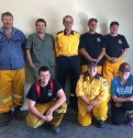 Fire crew answers call for help