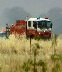 600 acres of wheat destroyed in Narromine blaze