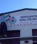 Merriganowry RFS Brigade Shed Construction