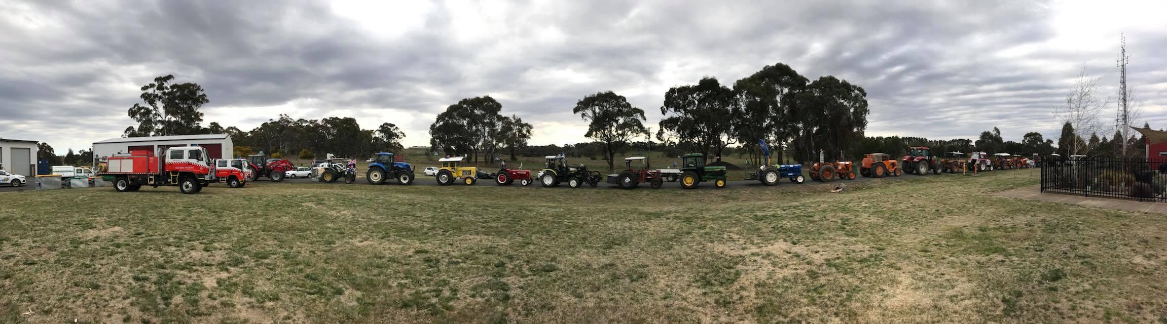 Tractor Trek 5