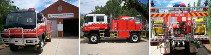 Carcoar Rural Fire Brigade