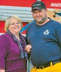 Fundraiser for Stuart sets the world on fire