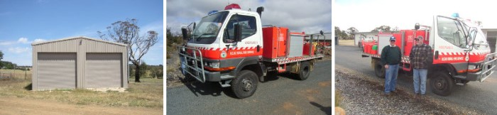 Kings Plains Rural Fire Brigade