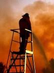 Cobar Shed Fire