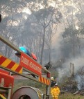 Bush Fire Emergency October 2013