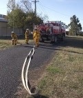 VILLAGE FIRE FIGHTER COURSE