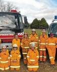 Fire brigades open for business