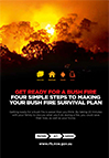 Picture of cover of Bush Fire Survival Plan