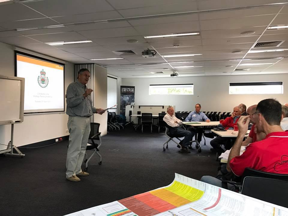 Canobolas Zone Strategic Workshop 1