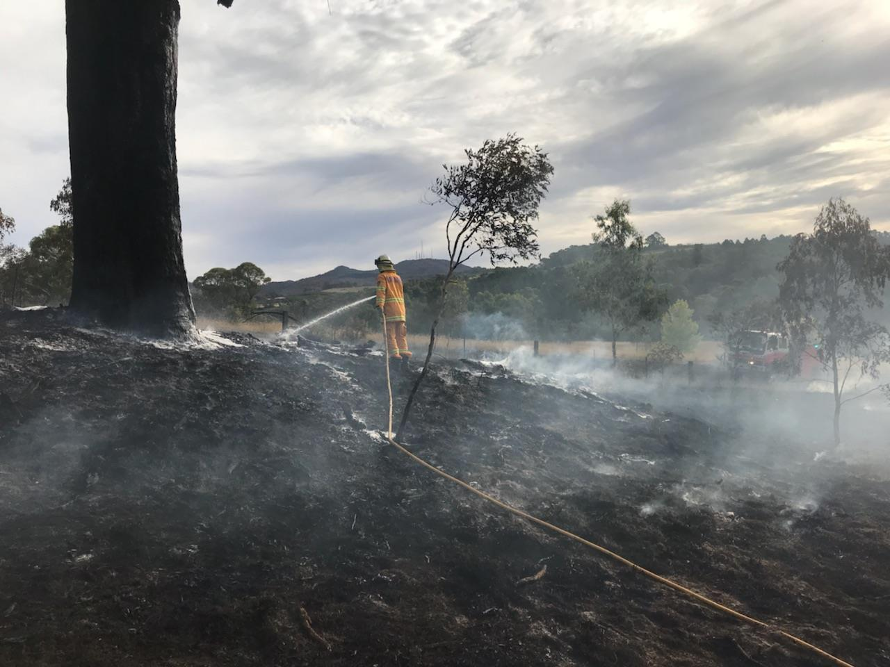Stanford Road Fire 3
