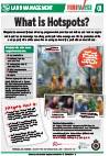 Hotspots factsheet